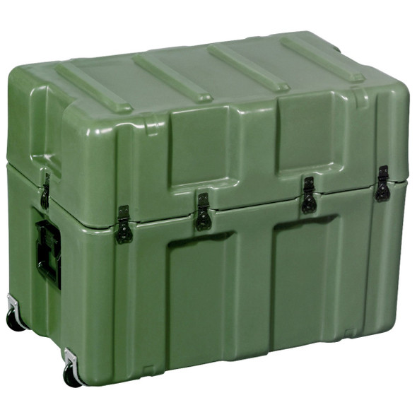 Pelican 472-MED-30181509 Medical Supply Case, OD Green - Open Box Display Model