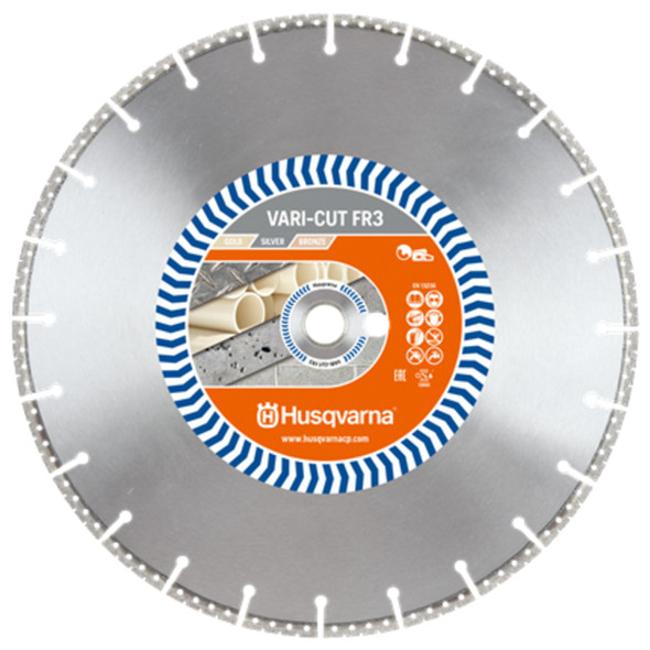 "Husqvarna Vari-Cut Metal Rescue Blade 9"""