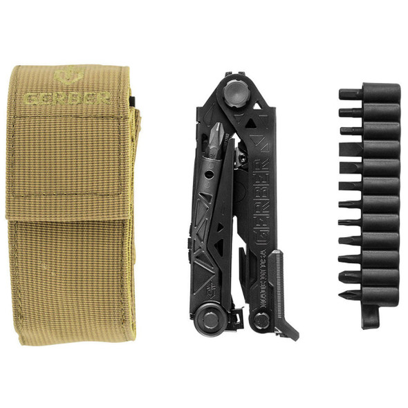 Gerber Center Drive Multi-Tool w/ Molle Sheath & Bit Set