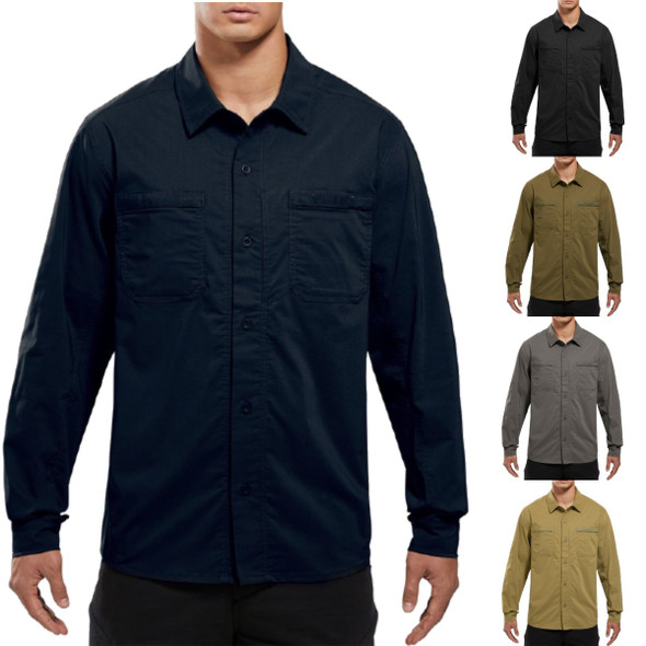 Viktos Sofari Long Ops Long Sleeve Button Up Shirts