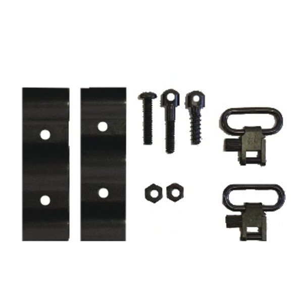 Uncle Mike's QD Super Swivels for Mossberg, Remington, and Winchester