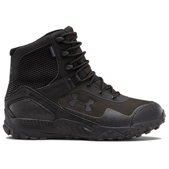 Under Armour Valsetz RTS 1.5 Waterproof Tactical Boots Black
