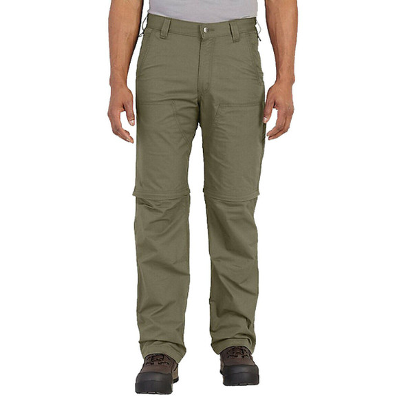 Carhartt Mens Convertible Cargo Hiking Pants / Shorts