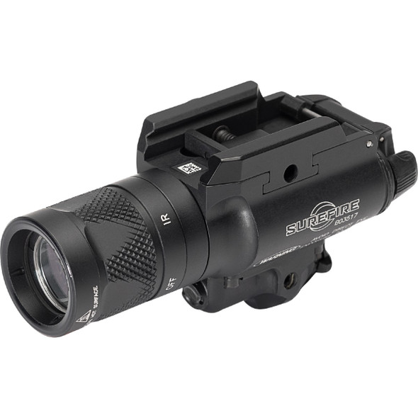 Surefire X400V IRC Infrared Laser Weapon Light