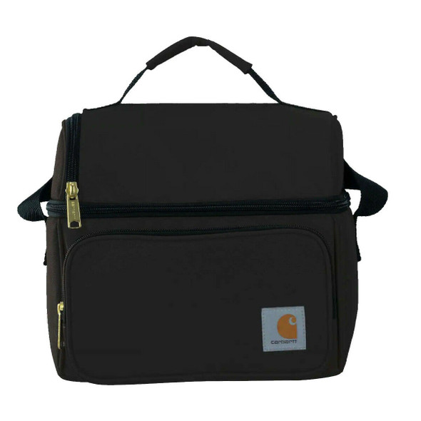 Carhartt Deluxe Lunch Cooler, Black