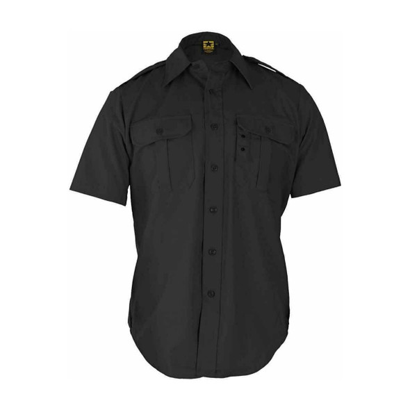 Propper F530138 Short Sleeve Tactical Dress Shirts, Size Large