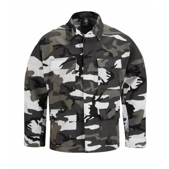Propper 60-40% CTN-Poly Men Coat, Urban Camo