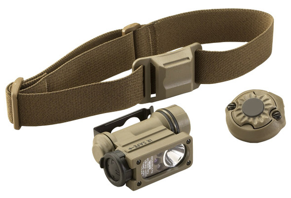 Streamlight Sidewinder Compact II Military Light System OD Green