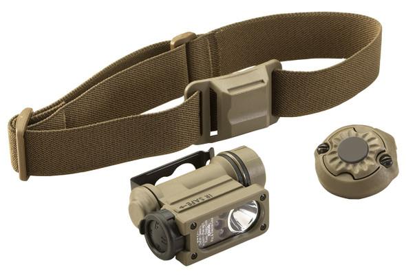Streamlight Sidewinder Compact II Military Light System OD Green