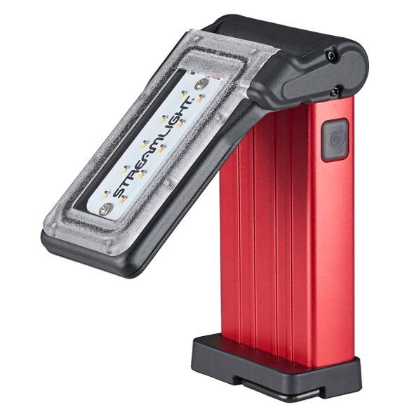 Streamlight Flipmate Compact Multi-Function Rechargeable Worklight Red