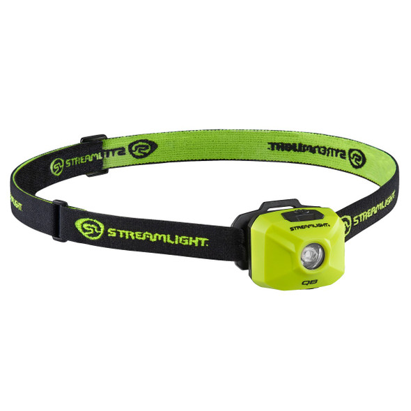 Streamlight QB Spot Beam Rechargeable Headlamp Yellow