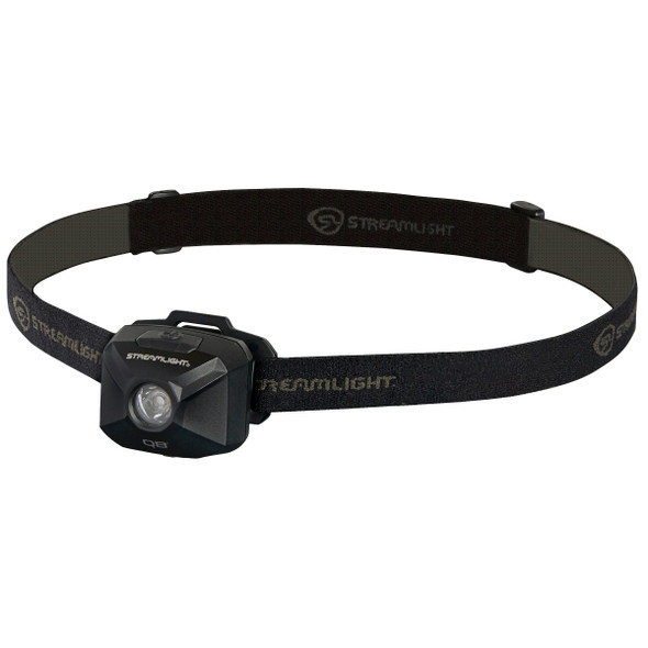 Streamlight QB Spot Beam Rechargeable Headlamp Black