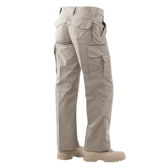 Tru-Spec 1095 24-7 Ladies Tactical Pants, Rip-Stop, Khaki