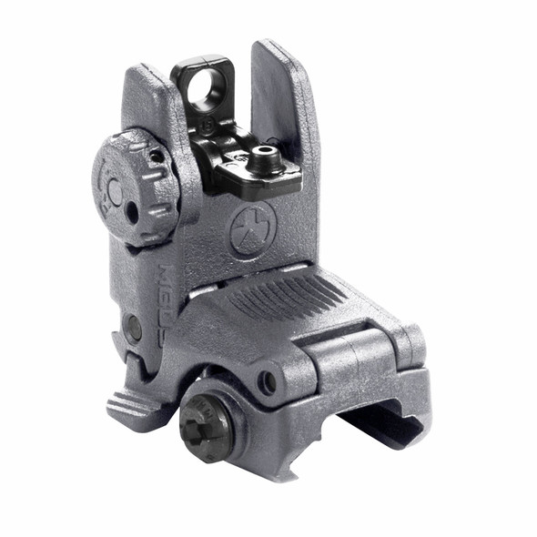 Magpul MBUS Rear Sights Gray