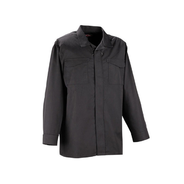 Tru-Spec 1052 24-7 Series Tactical Uniform Long Sleeve Shirts, Black