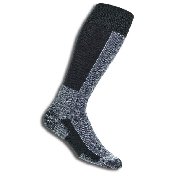 Thorlos SKX Unisex Ski Socks Black/White
