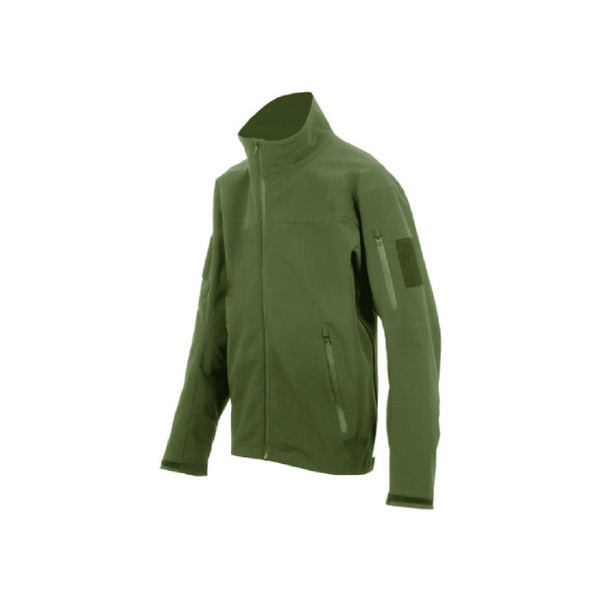 Tru-Spec 2458 24-7 Tactical Softshell Jacket, Olive Drab