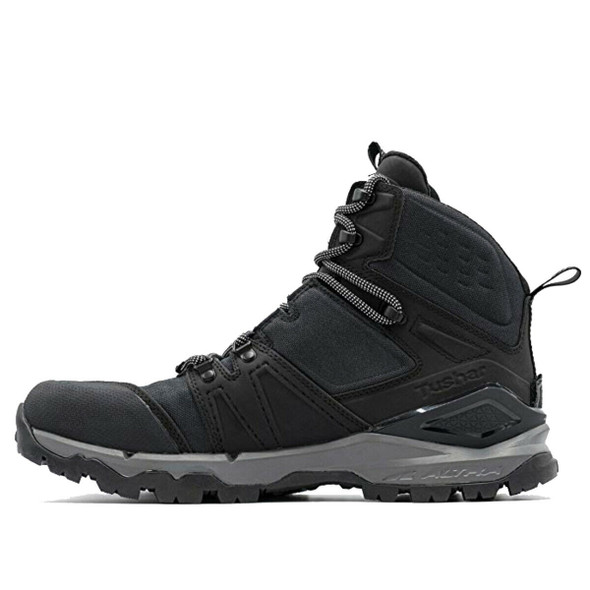 Altra Men's Tushar Black Waterproof Hiking Boots
