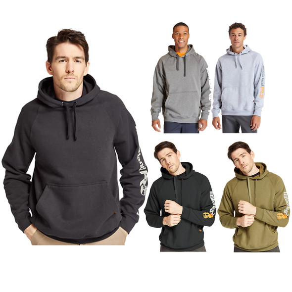 Timberland Men's Pro Hood Honcho Sport Pullover Hoodie