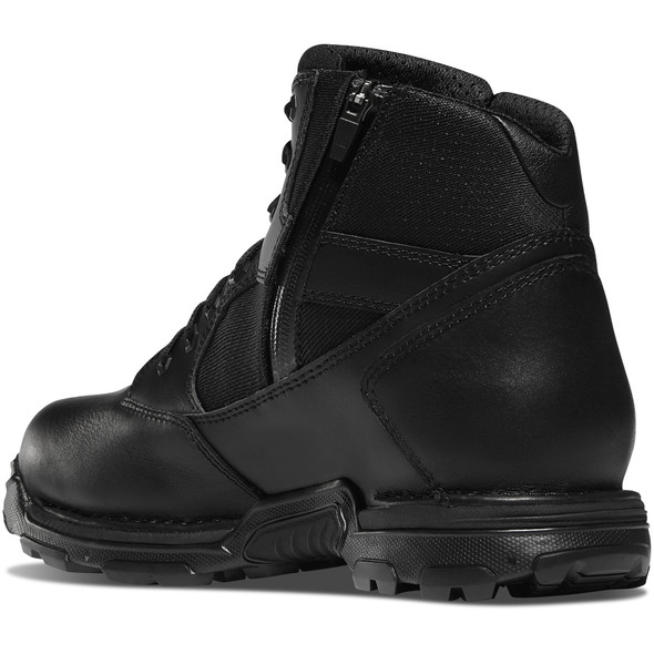 "Danner 26635 Striker Bolt Side Zip Waterproof Black 6"" Boots"