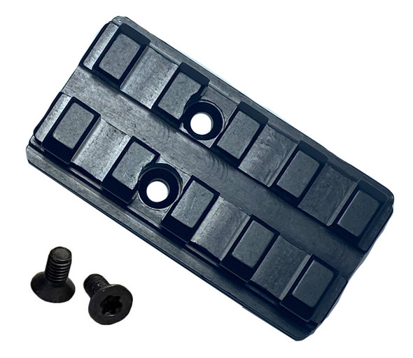 Battle Steel Glock MOS Picatinny Rail