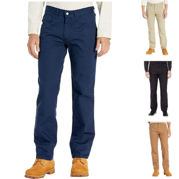Timberland Men's Pro 8 Series Flex Canvas Work Pants