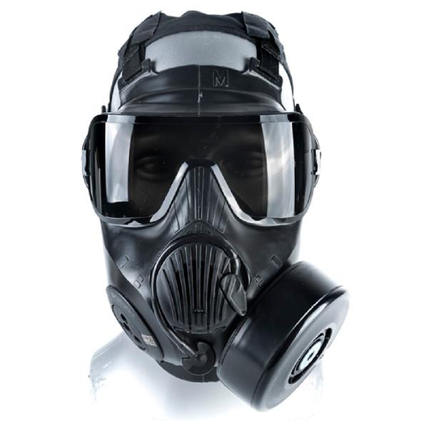 AVON C50 CBRN All Challenge Protective Twin Port Mask