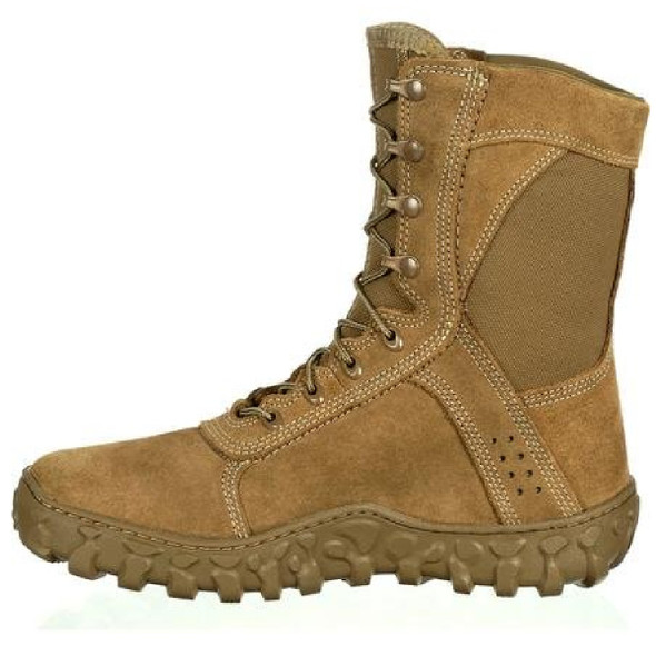 Rocky RKC050 S2V Tactical Military Boot Coyote Brown