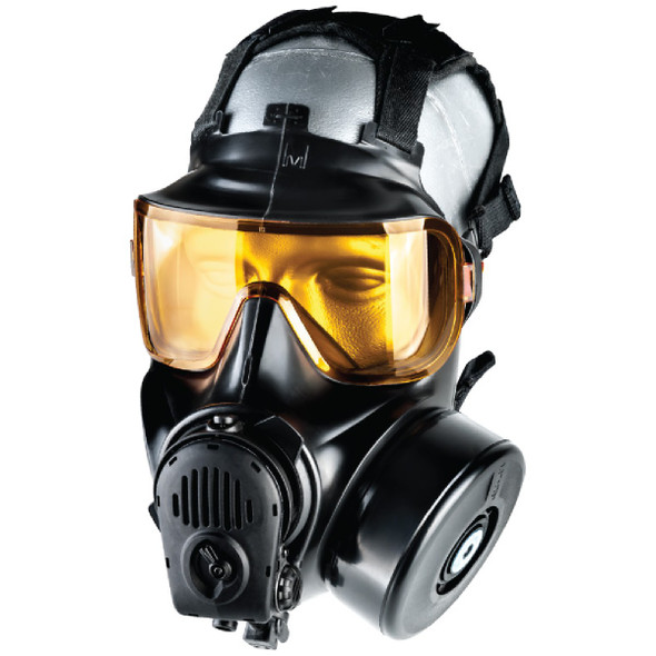 AVON FM54 Twin Port Gas Mask
