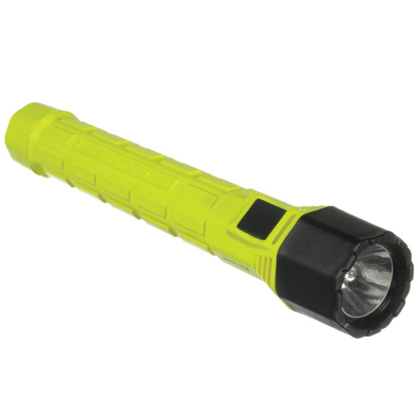Pelican 8050 M11 Rechargeable Xenon Flashlight with Charger, Yellow
