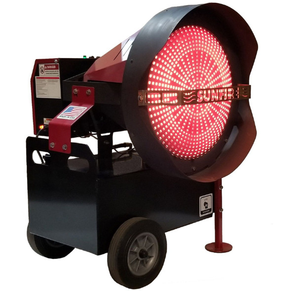 SunFire 150 Portable Radiant Heater - MADE IN USA