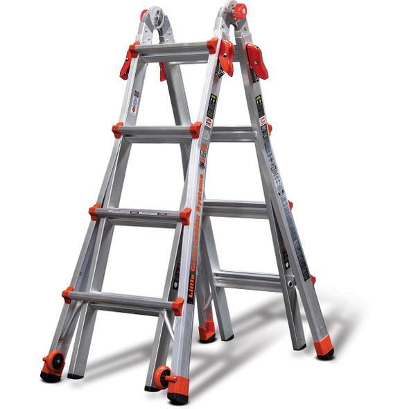 Little Giant Velocity Ladder