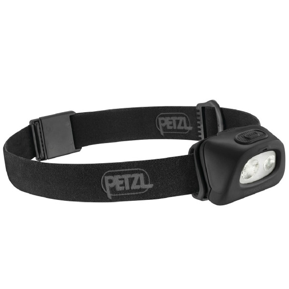 Petzl TACTIKKA+ RGB Headlamps Black 250 Lumens