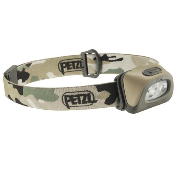 Petzl TACTIKKA+ RGB Headlamps Camo 250 Lumen