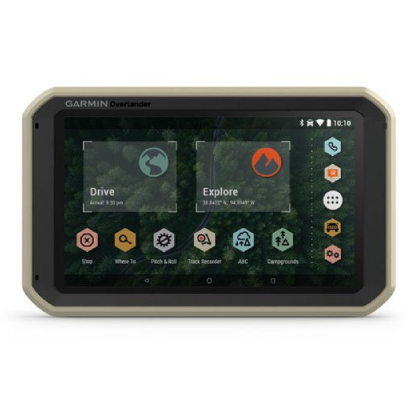 Garmin Overlander Automotive GPS