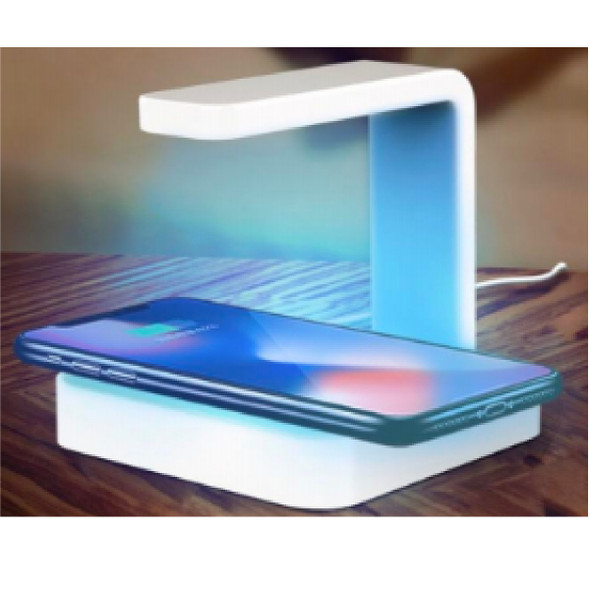 ChargerTag UV Sterilizer & Wireless Phone Charger