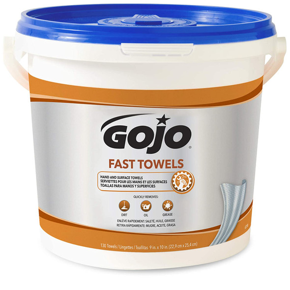 GoJo Multi-Purpose Heavy Duty Towels 225 Count