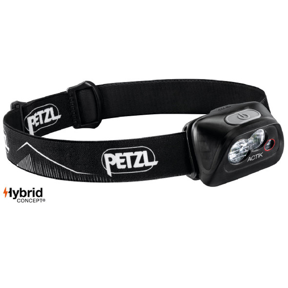 Petzl Actik Rechargeable Multibeam Headlamp