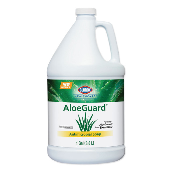 Clorox AloeGuard Antimicrobial Soap 1 Gallon FREE SHIPPING