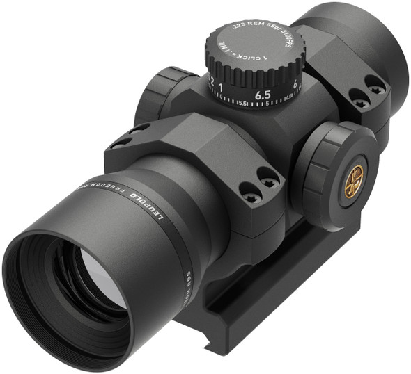 Leupold 180093 Freedom RDS Red Dot Sight 1x34mm w/Mount & BDC Dial