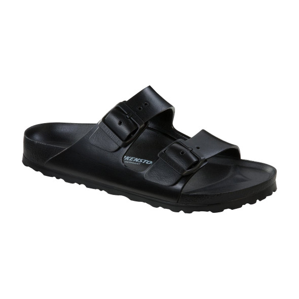 Birkenstock 129421 Black EVA Arizona Sandals
