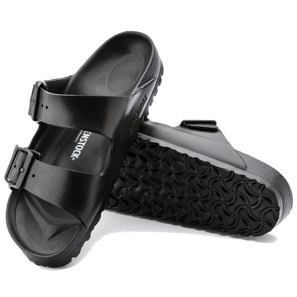 Birkenstock 129421 Black EVA Arizona Sandals