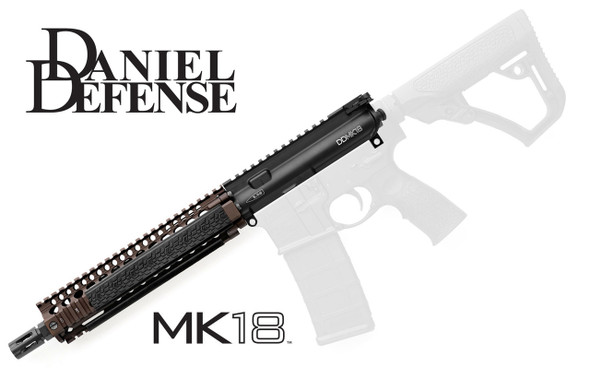 "Daniel Defense MK18 Upper Receiver Group 10.3"" Bbl / BLACK"
