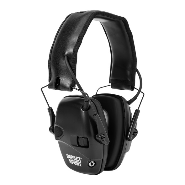 Howard Leight R-02524 Impact Sport Hearing Black