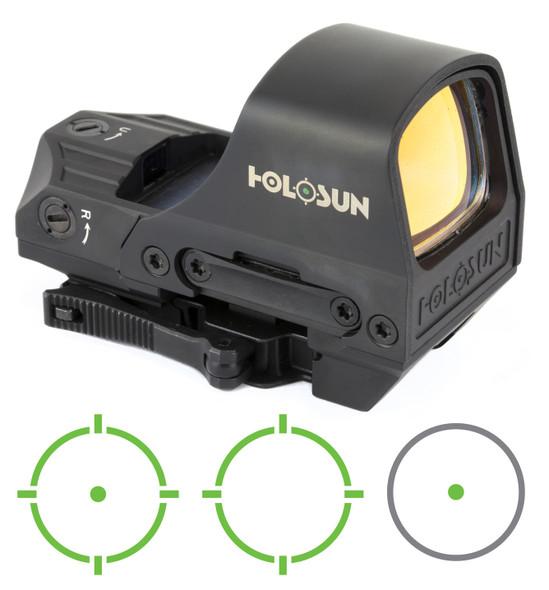 Holosun HE510C-GR Reflex Sights GREEN Reticle