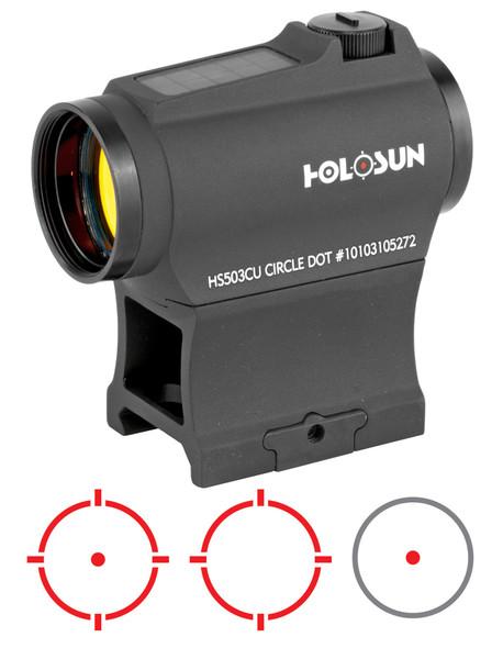 HoloSun HS503CU Reflex Sights RED Reticle