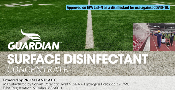 Guardian Surface Disinfectant Concentrate