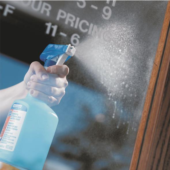 Spic & Span Disinfecting All-Purpose Hospital Grade Spray & Glass Cleaner 6/32oz Spray Bottles