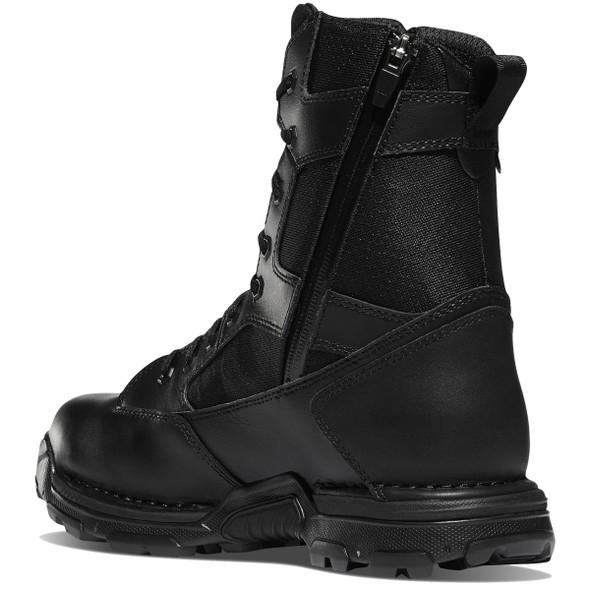"""Danner 26634 Striker Bolt Side-Zip 8"""" Black Boots"""