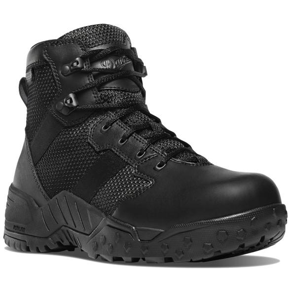 "Danner 25731 Scorch Side-Zip Black Danner Dry 6"" Boots"
